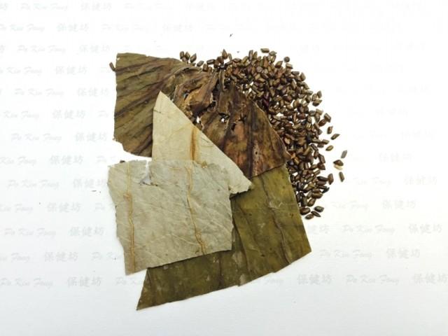荷葉決明子茶 1