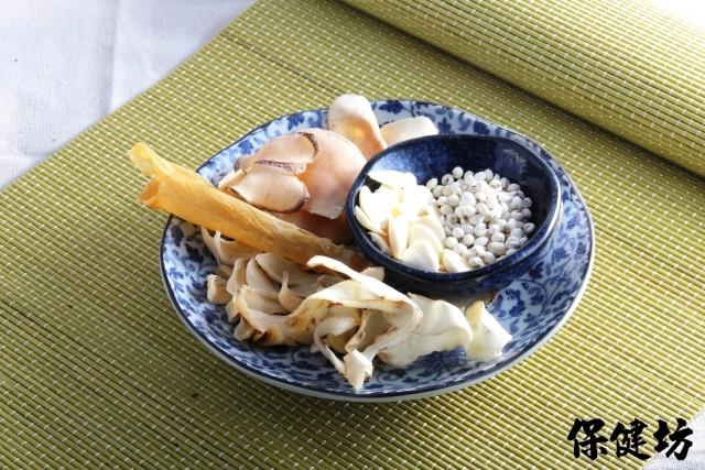 保健坊_燜燒杯湯包_花膠海底椰川貝湯